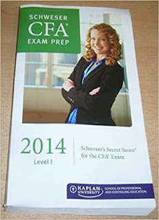 2014 Level 1 CFA Exam Prep, Schweser's Secret Sauce
