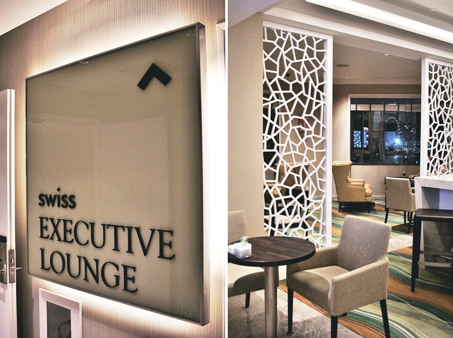 SWISS EXECUTIVE LOUNGE