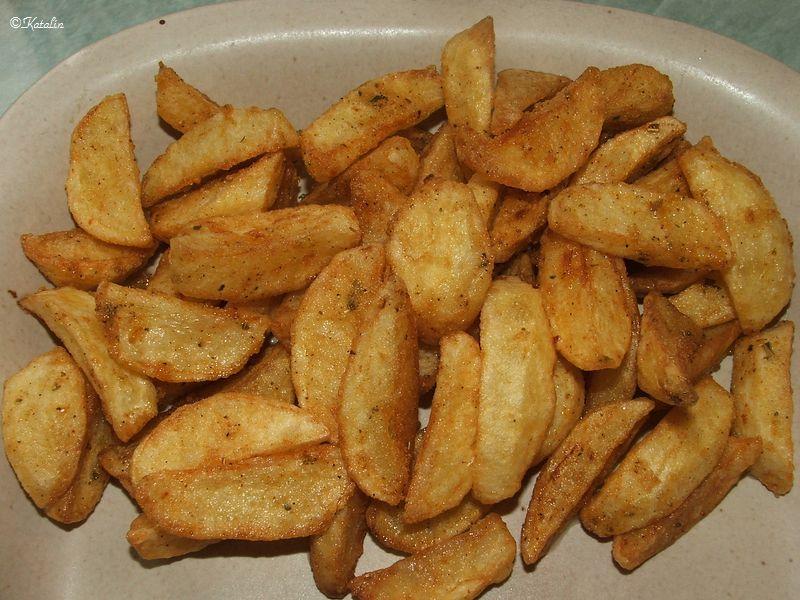 Katalin konyhája: Krumplis köretek