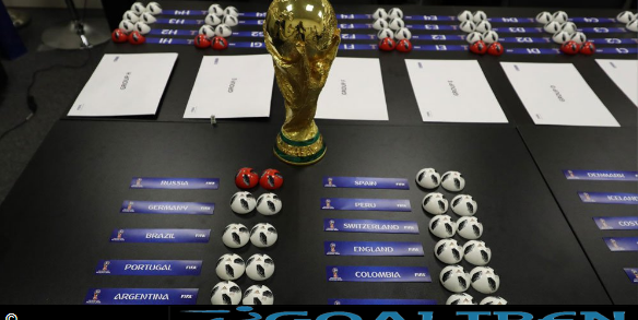 Portugal Will Meet Spain, This World Cup Draw Results 2017-2018