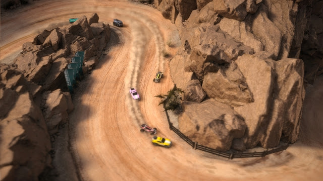 Mantis Burn Racing Game Free Download Photo