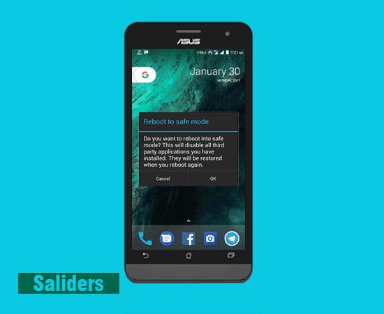 Cara Jitu keluar dari safe mode semua merk android