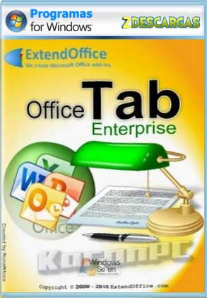 Descargar Office Tab Enterprise full español mega y google drive /