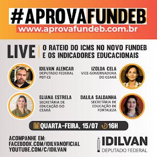 IDILVAN ALENCAR - O RATEIO DO ICMS NO NOVO FUNDEB E OS INDICADORES EDUCACIONAIS