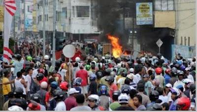 Perang saudara yang terjadi di Indonesia