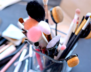 Makeup Brushes, foundation brush,concealer brush,powder brush,bronzer brush
