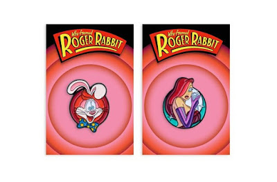 San Diego Comic-Con 2019 Exclusive Roger Rabbit Enamel Pin Series by Craig Drake x Mondo