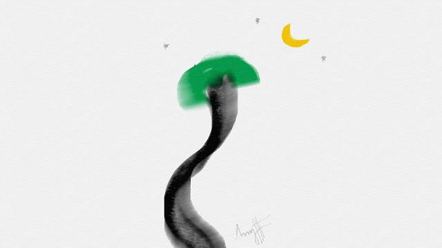 ခက္သီ ● ခပ္လွမ္းလွမ္းက သံလြင္ခက္