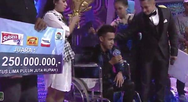 fildan Pemenang Juara DA4 Konser Kemenangan Tadi Malam 19 Mei 2017