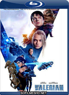 Download Valerian e a Cidade dos Mil Planetas Dublado Torrent