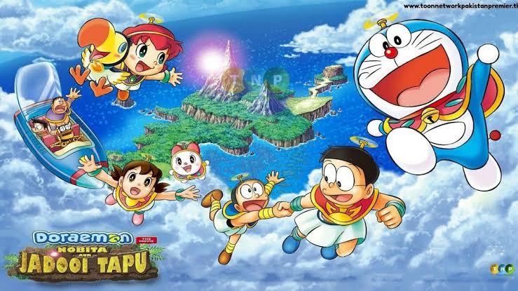 Doraemon The Movie Nobita Aur Jadooi Tapu Images In 720P