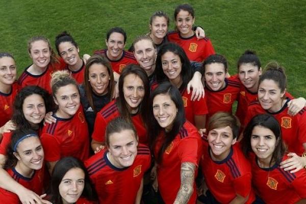 Perjuangan Keras Timnas Spanyol hingga Lolos Piala Dunia Wanita 2019