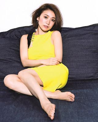 Yuko Oshima artis dan model Gravure Cantik danmanis 大島優子