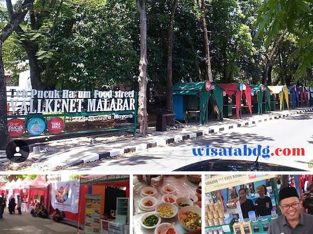 Street Food Valkenet Malabar, Wisata Kuliner Kekinian di Bandung