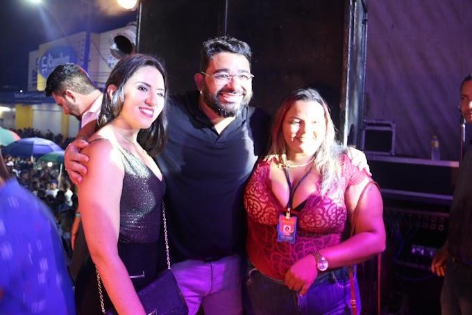 Confira os flashes da festa de posse do prefeito Júnior em Peritoró