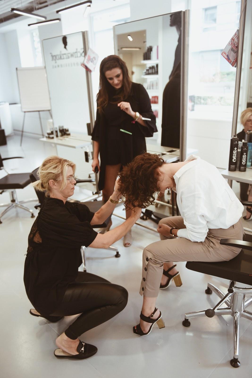 Tajniki właściwej pielęgnacji włosów. Warsztaty stylizacji z