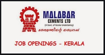 Job- Asst Manager (Mines)- Malabar Cements Limited