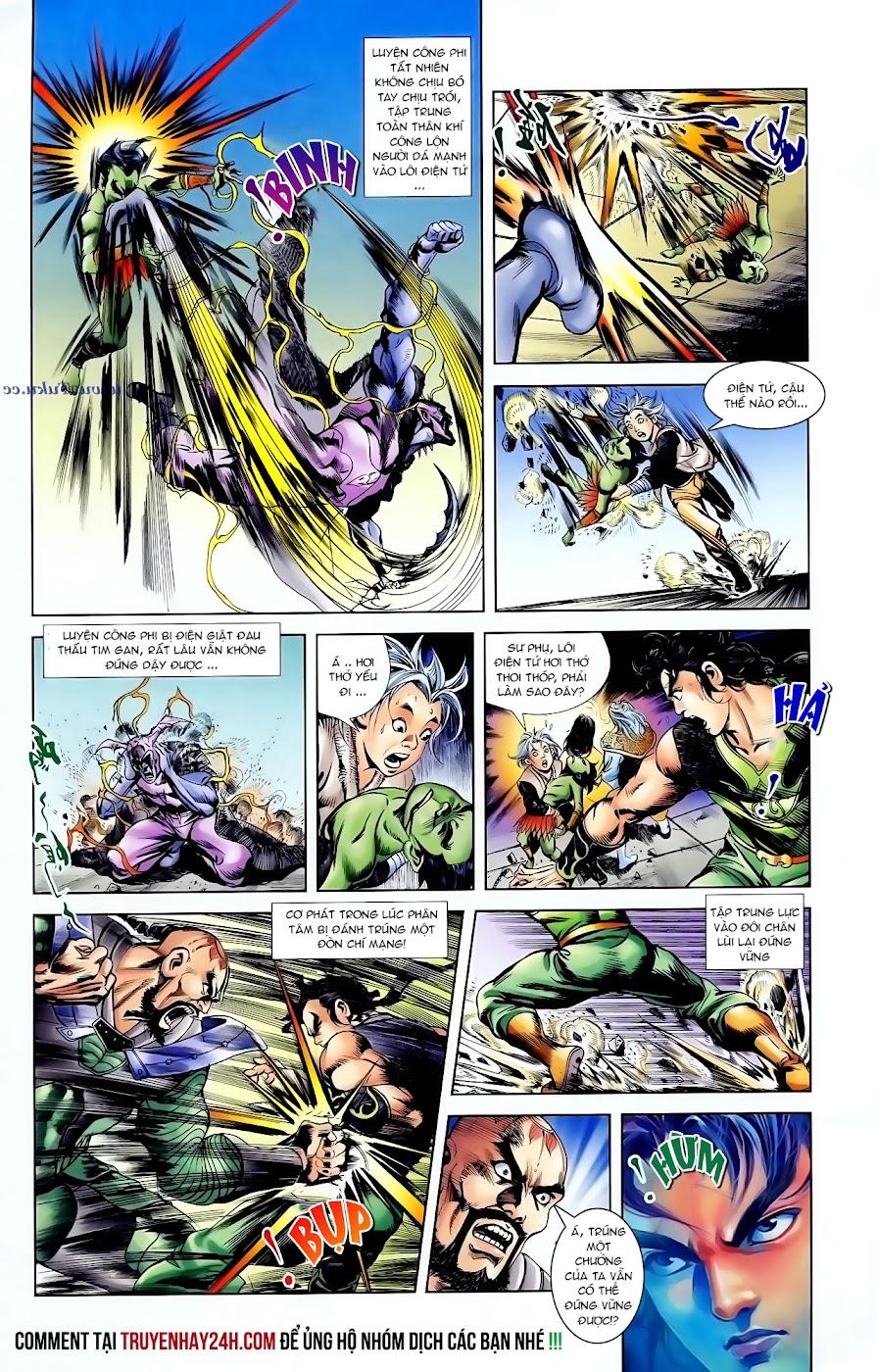 Cơ Phát Khai Chu Bản chapter 98 trang 21