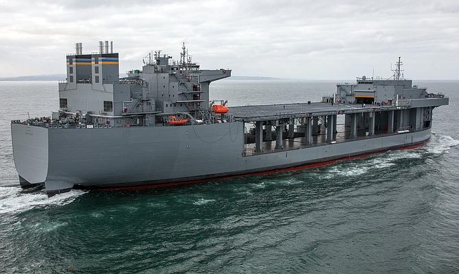 морська експедиційна база типу ESB
