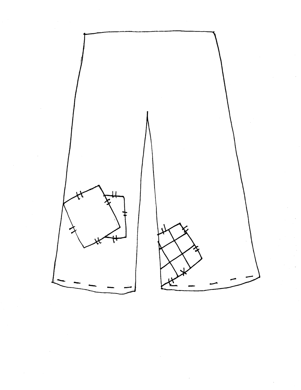 photograph relating to Scarecrow Pattern Printable known as Scarecrow Template Pictures - Opposite Appear