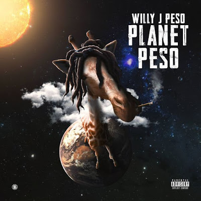 Rapper Willy J Peso Releases His Album 'Planet Peso'