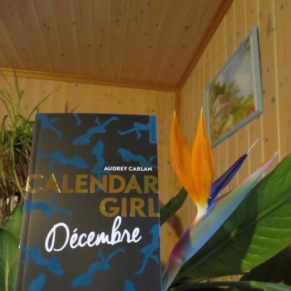 Calendar girl, tome 12 : Décembre de Audrey Carlan