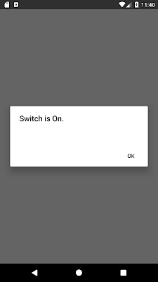 React Native Simple Custom Switch Component Android iOS