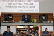 DPRD Gresik Kritisi Usulan Ranperda RTRW, Ini Jawaban Bupati