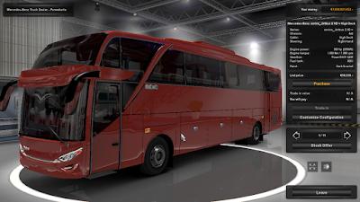Cara Menggunakan Mod Bus ETS 2