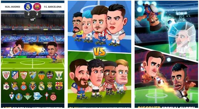 Head Soccer La Liga 2018 Mod Apk