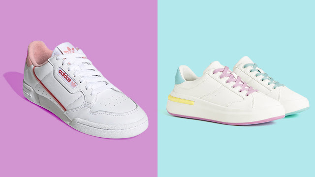 The Cutest White Sneakers With *Subtle* Accents To Add To Your Shoe Collection