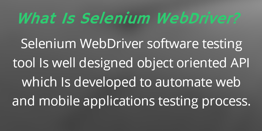 Software testing tutorials and automation: Top 5 Selenium