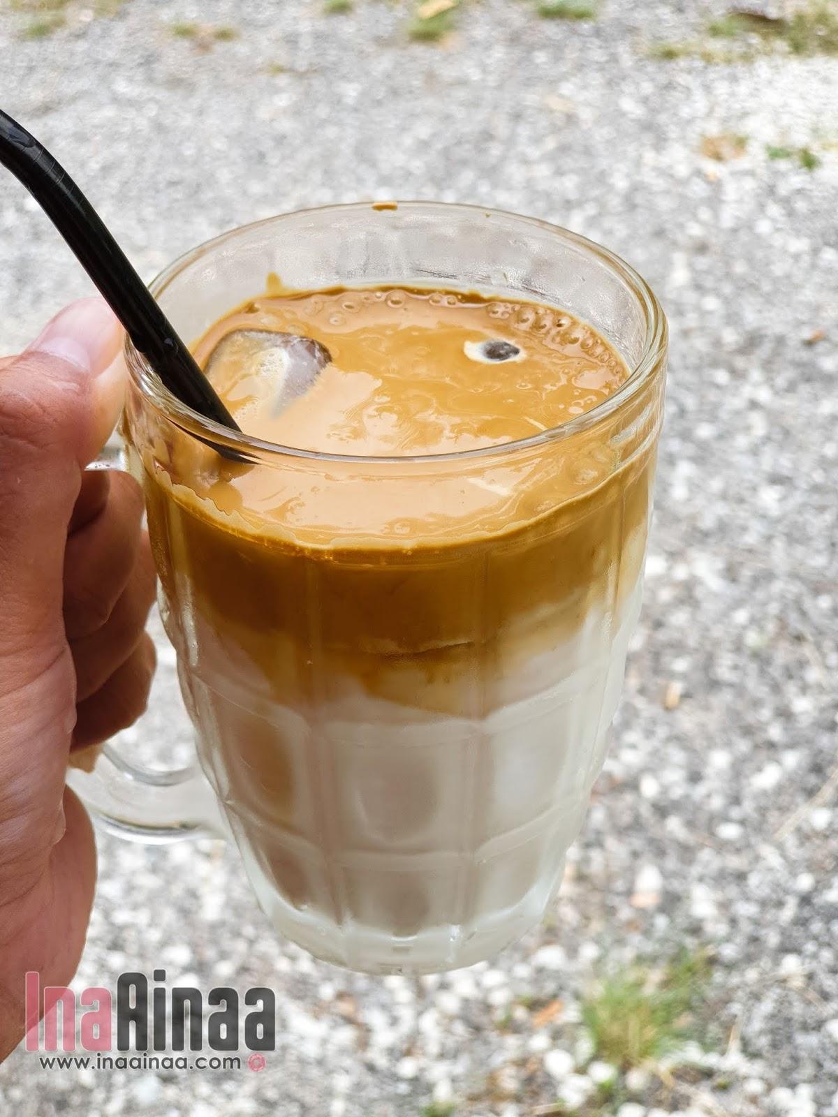 RESEPI DALGONA COFFEE - Hak Milik Ina Ainaa