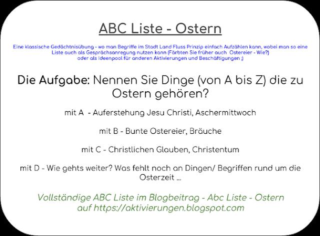 Begriffe rund um Ostern, Osterzeit, A bis Z Ostern, Frühling, Wissen