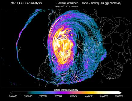 Polar vortex : μια ιστορική αναδρομή στο φαινόμενο που επηρεάζει σημαντικά τον χειμώνα στο βόρειο ημισφαίριο