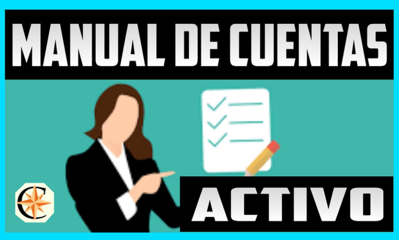 Manual de cuentas activo