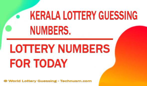kerala lottery numbers guessing - lottery numbers for today,lottery numbers for today,world lottery guessing,technusm.com,