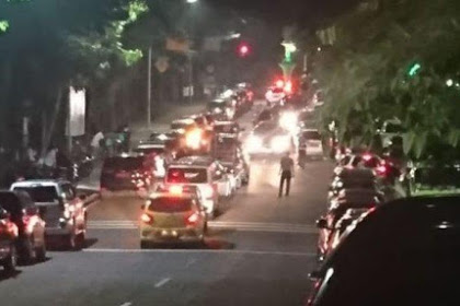 Warung Kecil Disuruh Tutup, Giliran Pejabat Bikin Acara Ramai-ramai Seenaknya