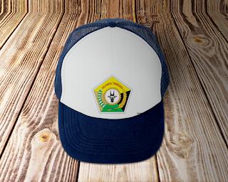 desain topi lambang logo provinsi sulawesi tenggara - kanalmu