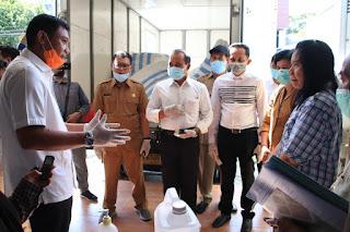 Check Ketersediaan Pangan di NTB, Satgas Pangan Lakukan Operasi Pasar