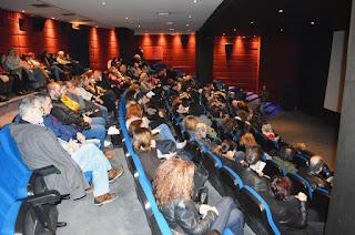 Επιτυχημένο ξεκίνημα των 2ων Κινηματογραφικών Αφιερωμάτων με το έργο του Δ. Αθανίτη & συνέχεια με την «Θυσία» του Α. Ταρκόφσκι