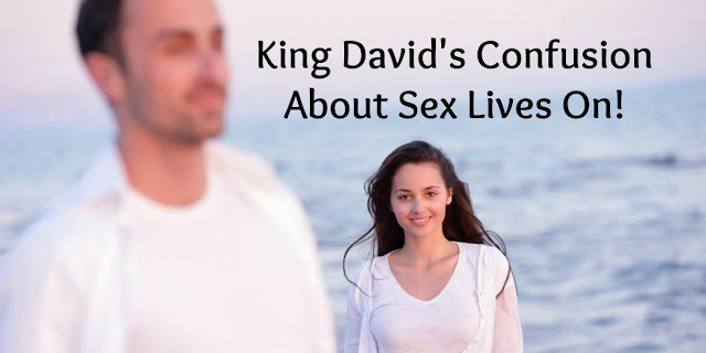 King David blew it and Many Today are Doing the Same