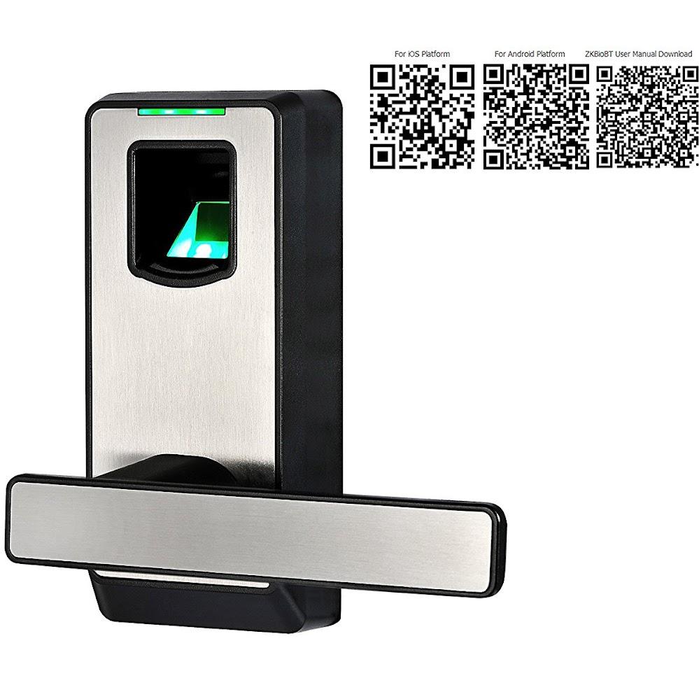 Top 10 Biometric Door Locks 2016 | Design-Crafts.Com