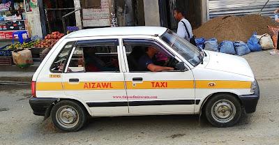 Taxi aizawl