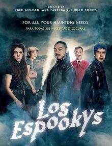 Sinopsis pemain genre Serial Los Espookys (2019)