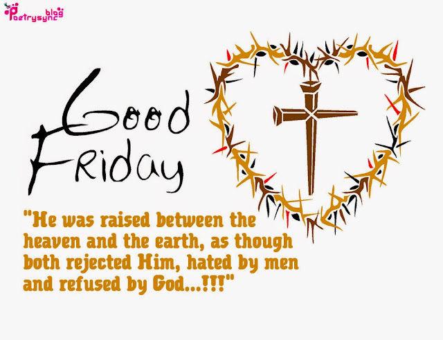 Good Friday Sayings