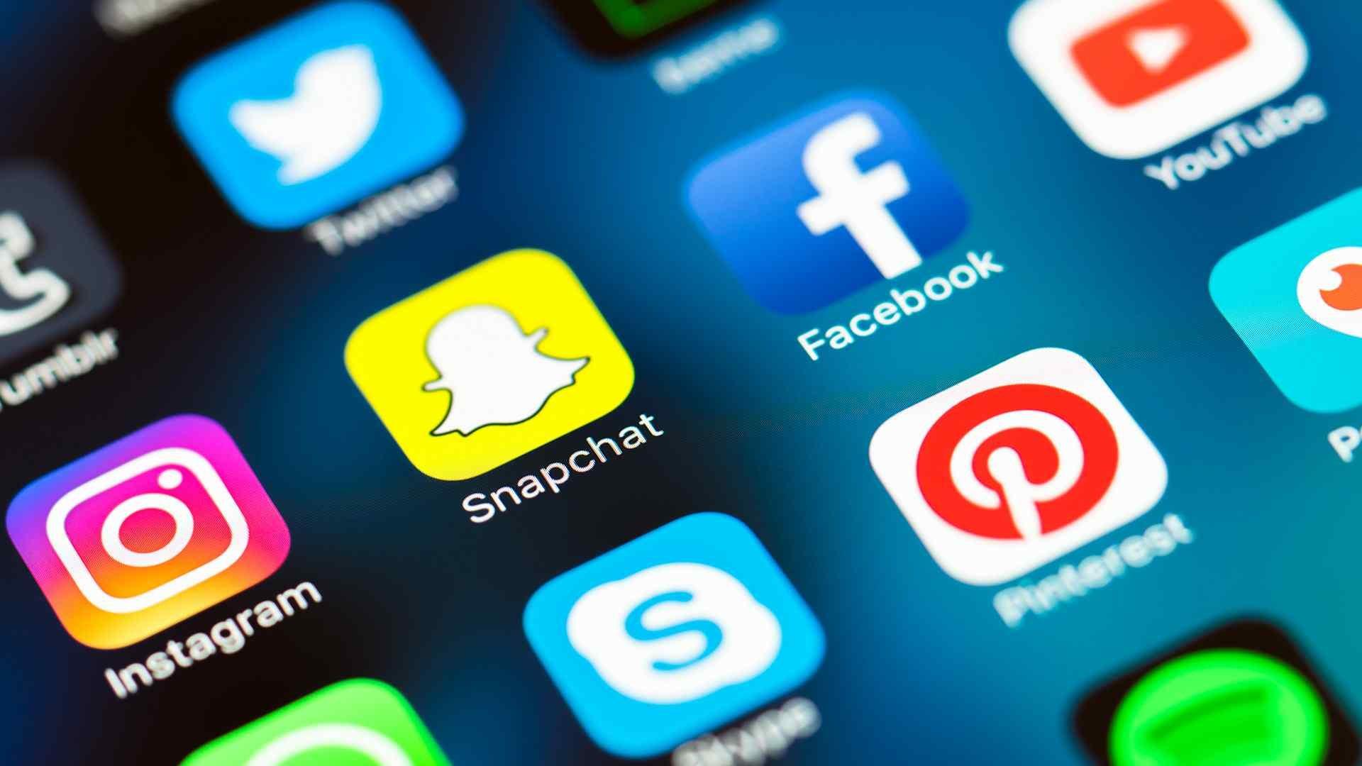 تطبيقات تواصل اجتماعي
