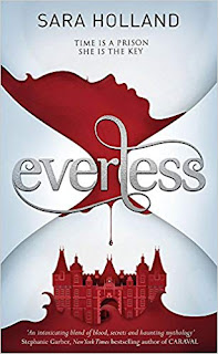 Couverture du livre Everless de Sara Holland