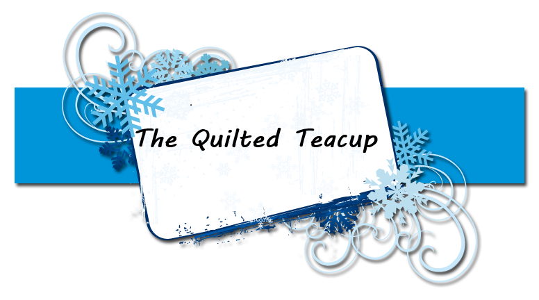 THE QUILTED TEACUP