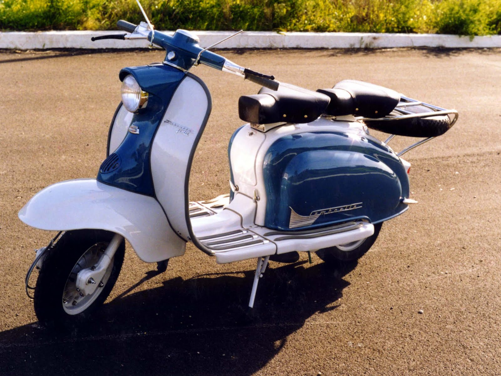 lambretta scooters from brazil i scooter motor